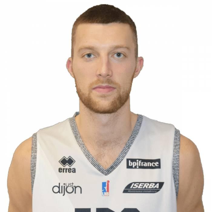 Photo of Saulius Kulvietis, 2019-2020 season