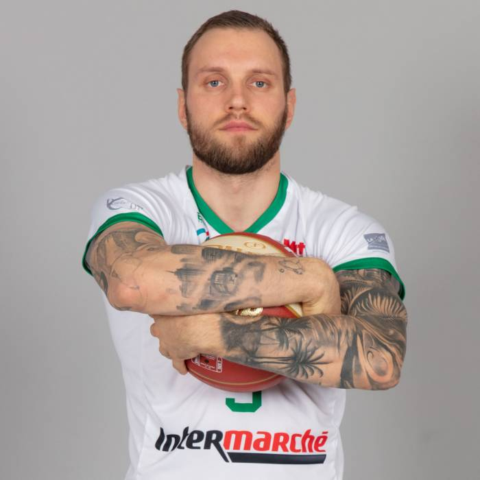Photo of Ovidijus Varanauskas, 2019-2020 season