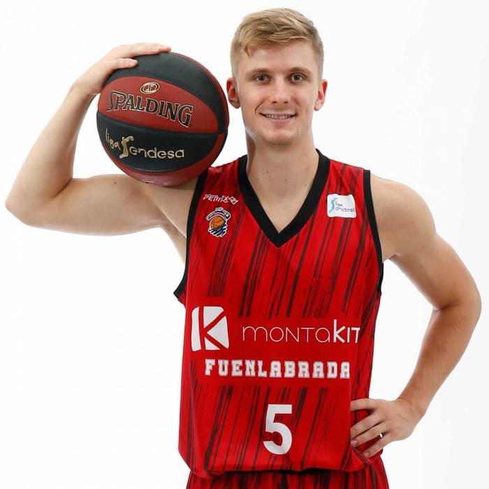 Photo of Luka Rupnik, 2018-2019 season