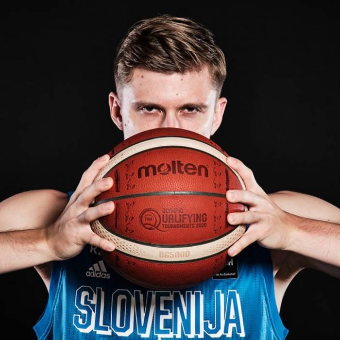 Foto de Luka Rupnik, temporada 2021-2022
