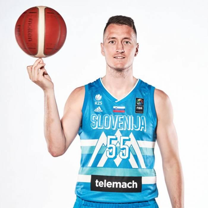 Photo de Jakob Cebasek, saison 2021-2022