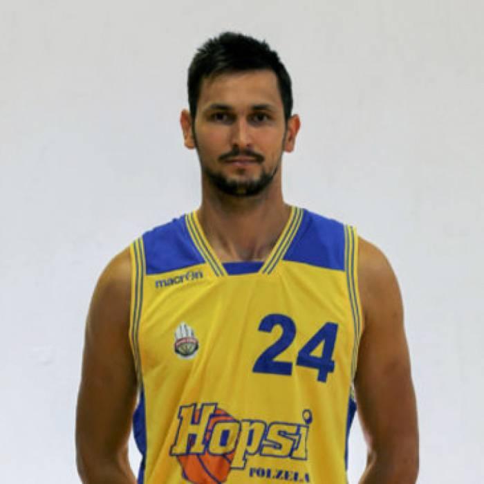 Photo of Simo Atanackovic, 2018-2019 season