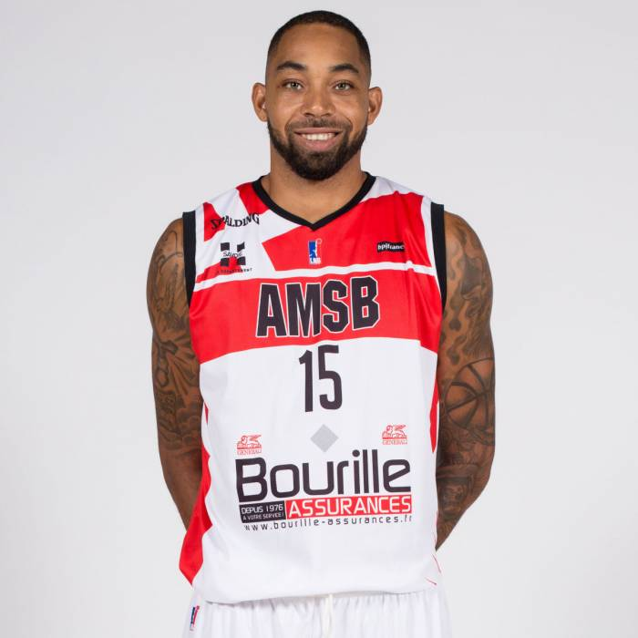 Photo of Jaraun Kevon Burrows, 2019-2020 season