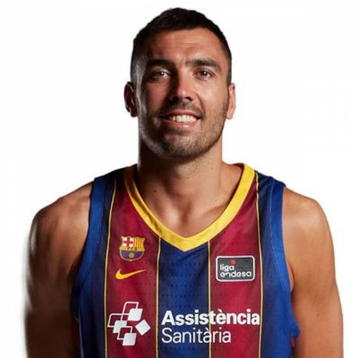 Photo of Pere Oriola, 2020-2021 season