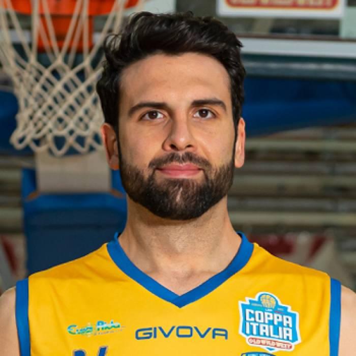 Photo de Riccardo Cervi, saison 2020-2021