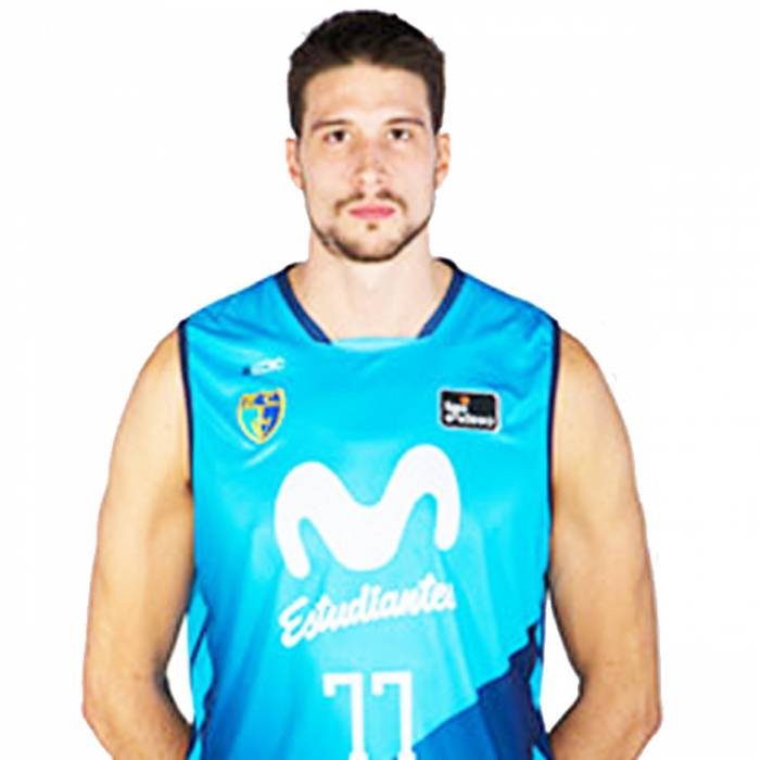 Photo of Victor Arteaga, 2019-2020 season