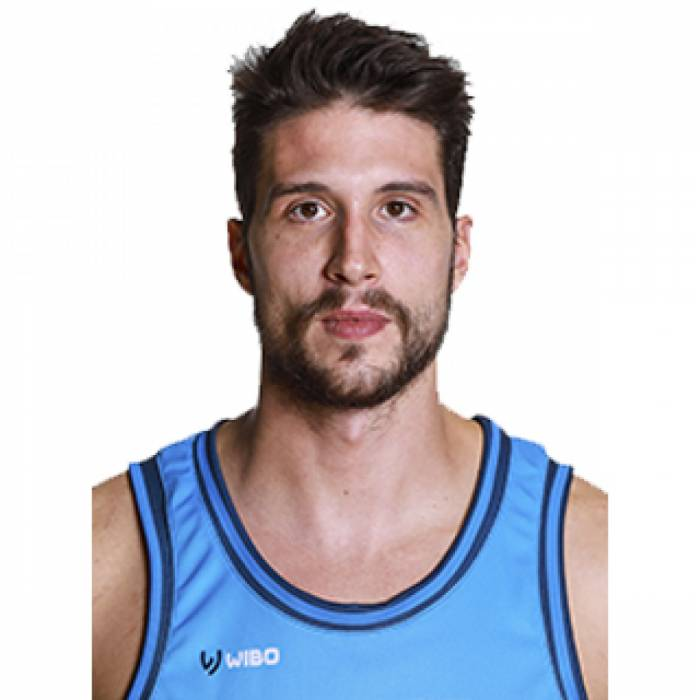 Photo de Victor Arteaga, saison 2020-2021