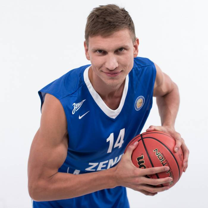 Photo de Anton Pushkov, saison 2016-2017