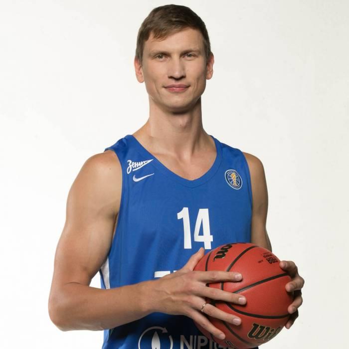 Photo de Anton Pushkov, saison 2018-2019