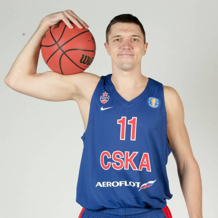 Photo of Semen Antonov, 2017-2018 season