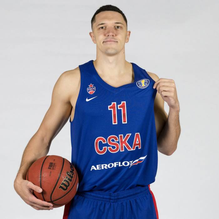Photo of Semen Antonov, 2018-2019 season