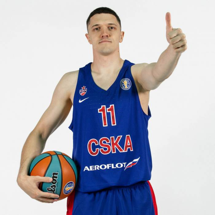 Photo of Semen Antonov, 2019-2020 season