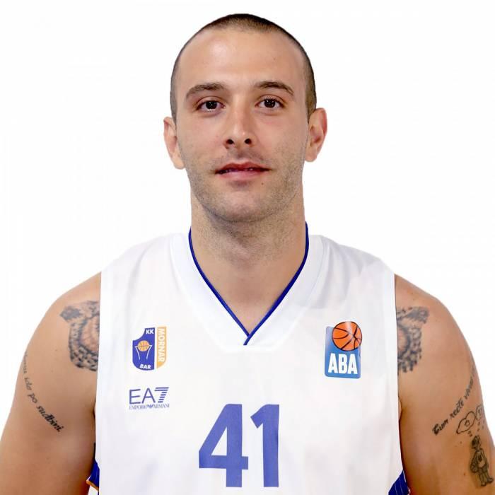 Photo of Nemanja Vranjes, 2018-2019 season