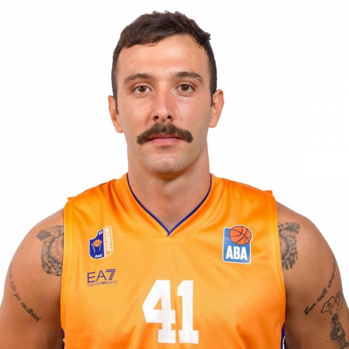 Photo of Nemanja Vranjes, 2019-2020 season
