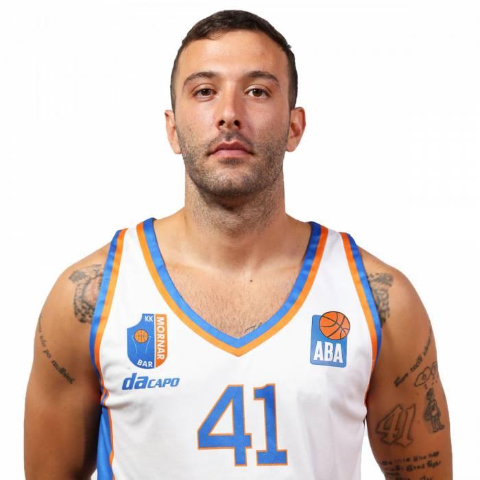 Photo of Nemanja Vranjes, 2020-2021 season