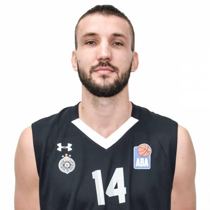 Photo de Stefan Bircevic, saison 2019-2020