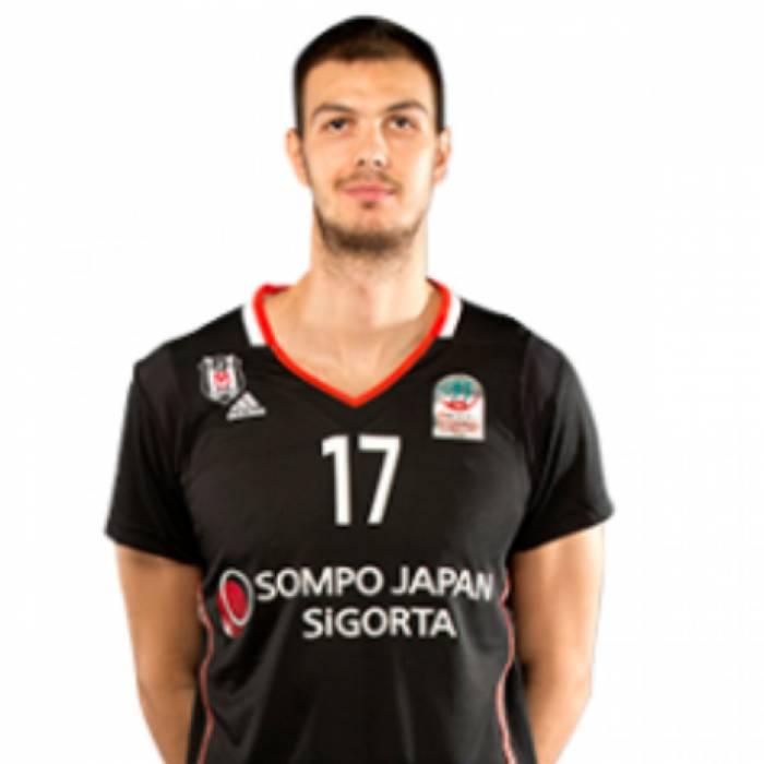 Photo of Dusan Cantekin, 2018-2019 season