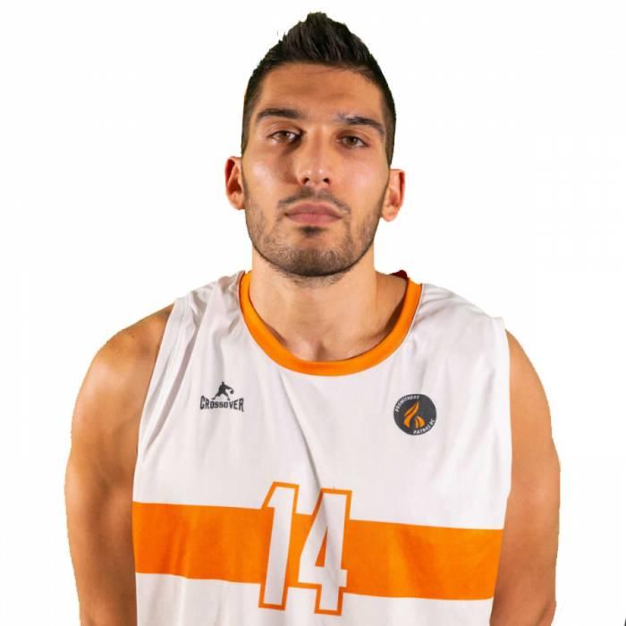 Photo of Leonidas Kaselakis, 2019-2020 season