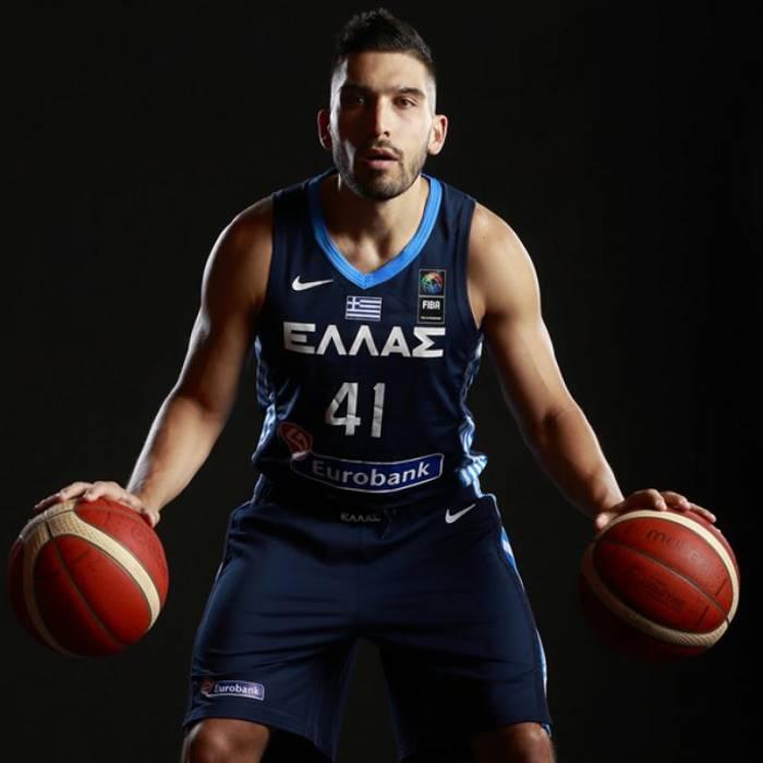 Photo of Leonidas Kaselakis, 2021-2022 season