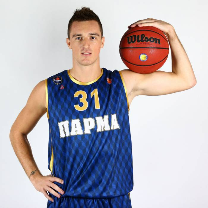 Photo of Danilo Andjusic, 2016-2017 season