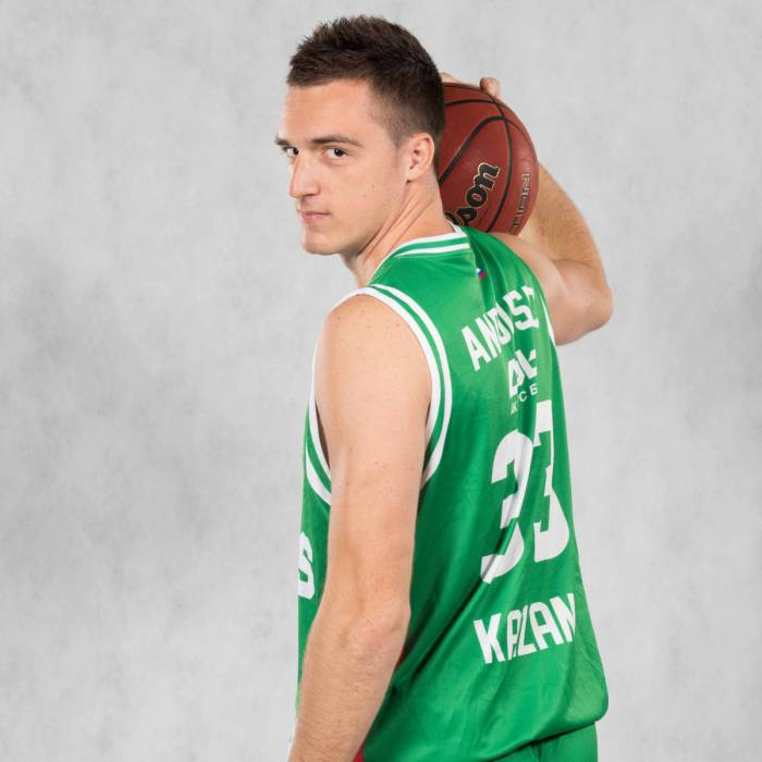 Photo of Danilo Andjusic, 2017-2018 season