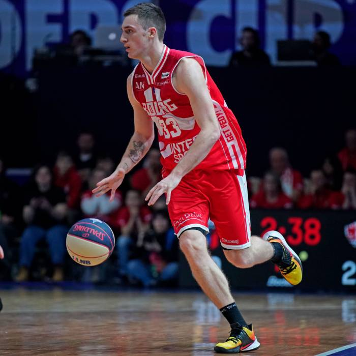 Photo of Danilo Andjusic, 2019-2020 season