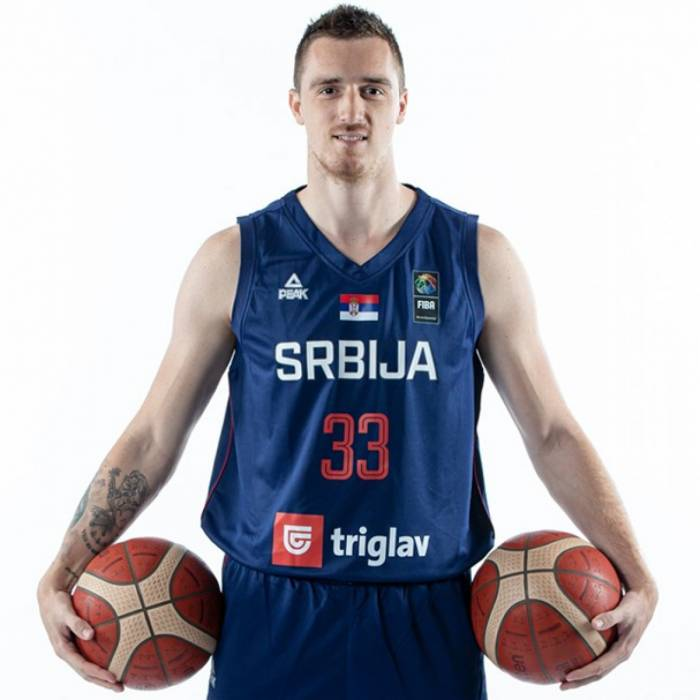 Photo de Danilo Andjusic, saison 2021-2022