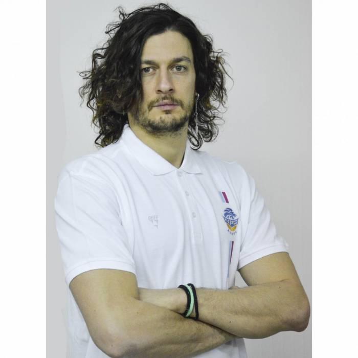 Photo de Alessandro Amici, saison 2020-2021