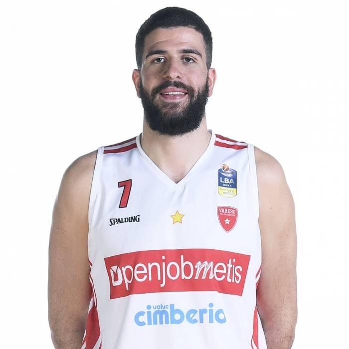 Photo of Antonio Iannuzzi, 2018-2019 season