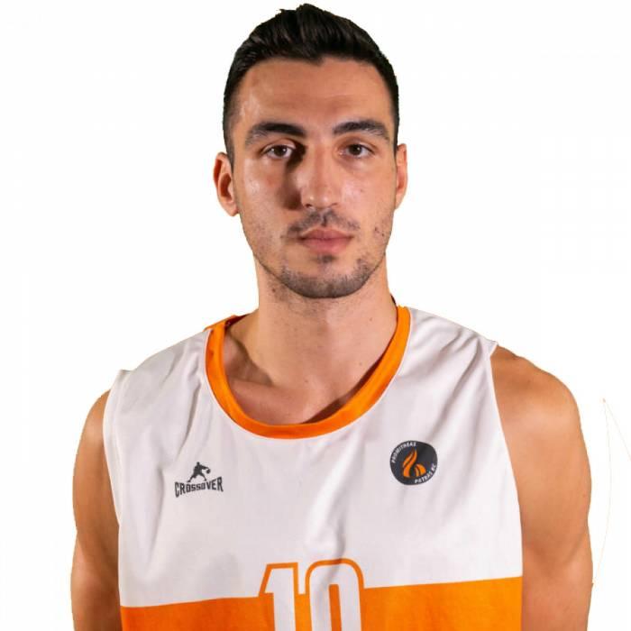 Photo of Dimitrios Katsivelis, 2019-2020 season