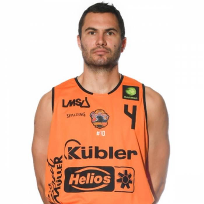Photo de Ivan Mikulic, saison 2020-2021