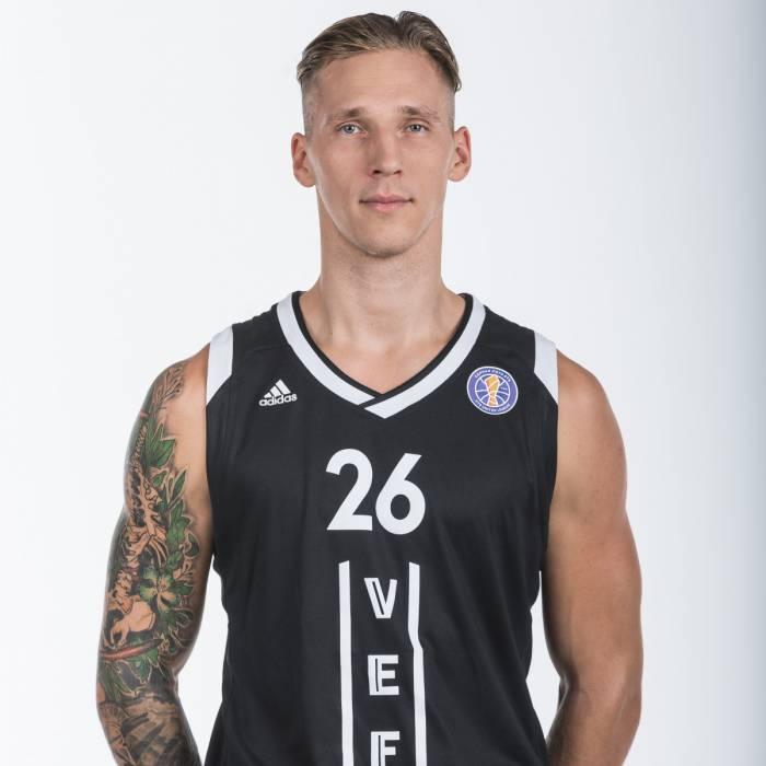 Photo de Artjoms Butjankovs, saison 2018-2019