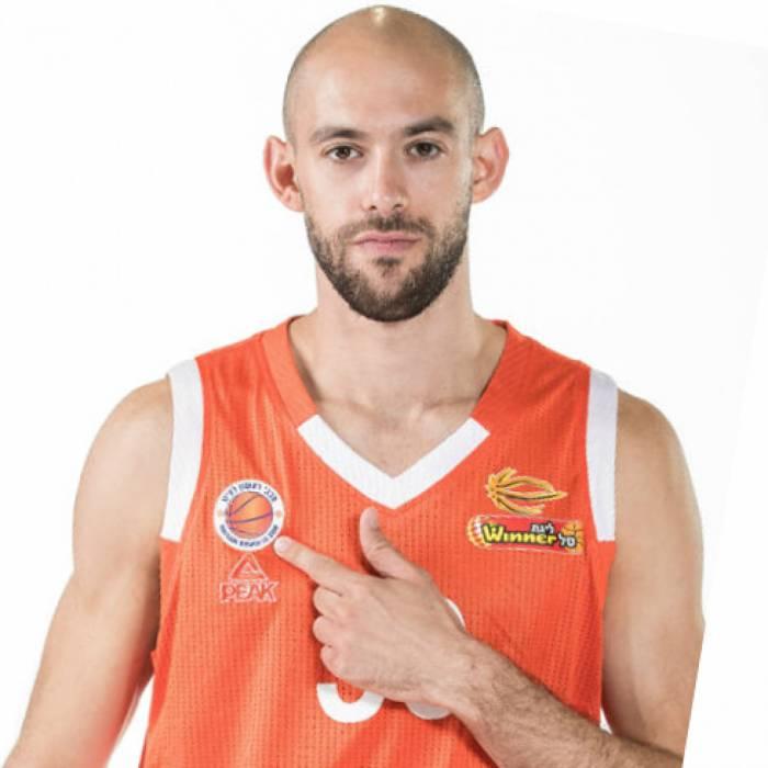 Photo of Nimrod Tishman, 2019-2020 season