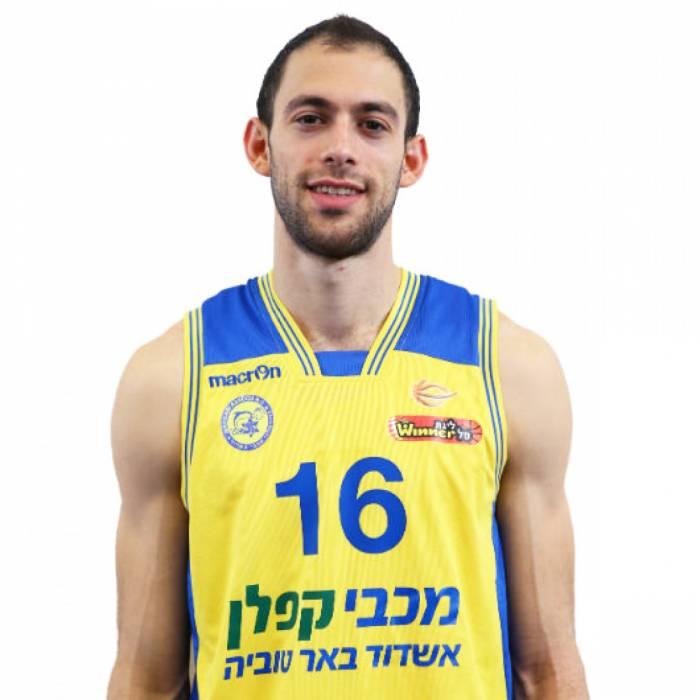 Photo of Nimrod Tishman, 2016-2017 season