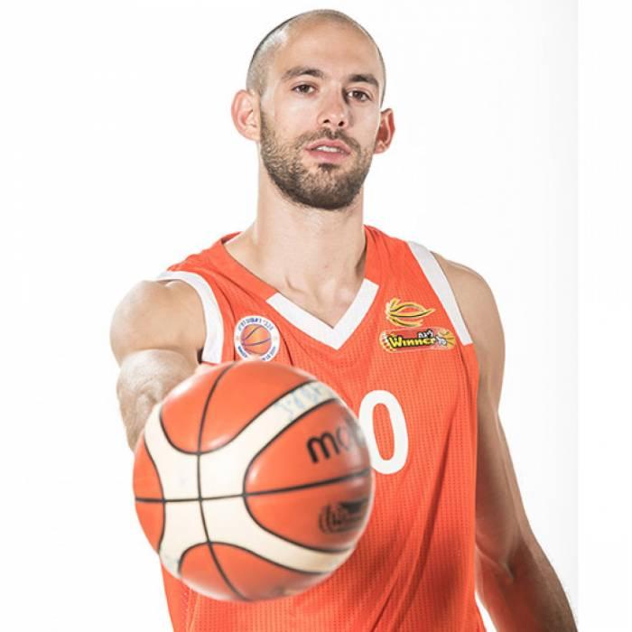 Photo of Nimrod Tishman, 2018-2019 season
