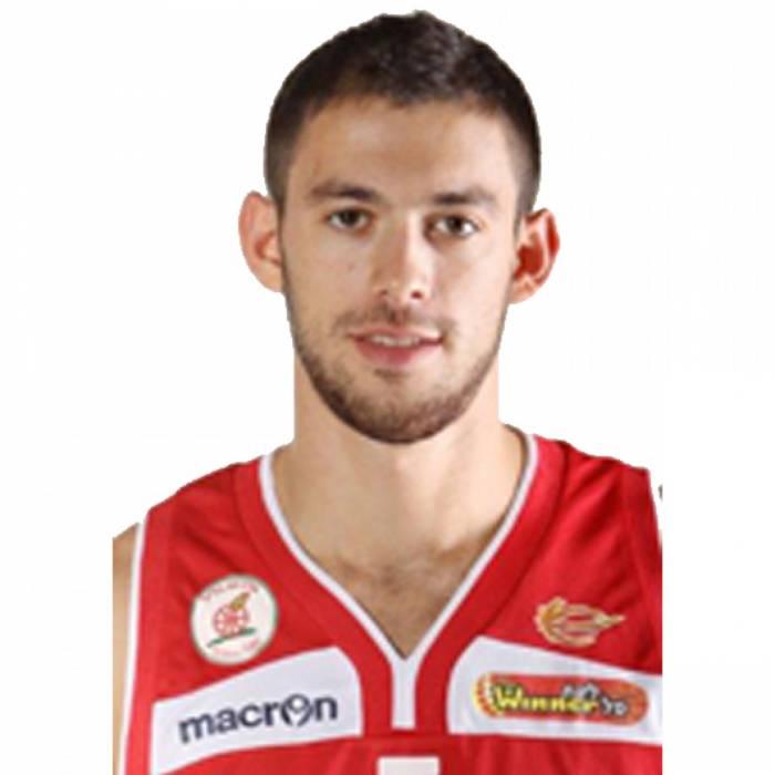 Photo of Nimrod Tishman, 2013-2014 season