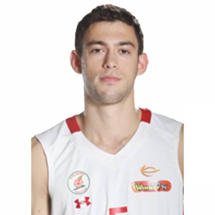 Photo of Nimrod Tishman, 2012-2013 season
