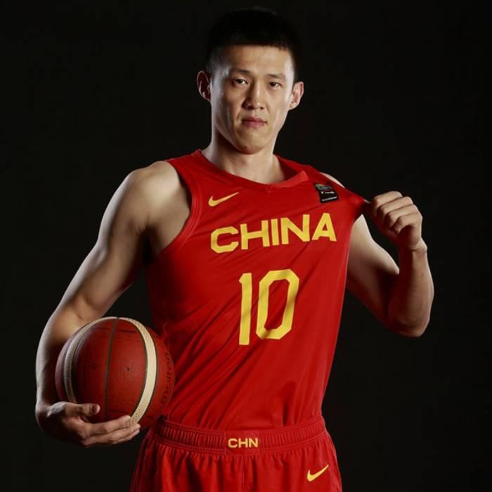 Photo of Zhou Peng, 2021-2022 season