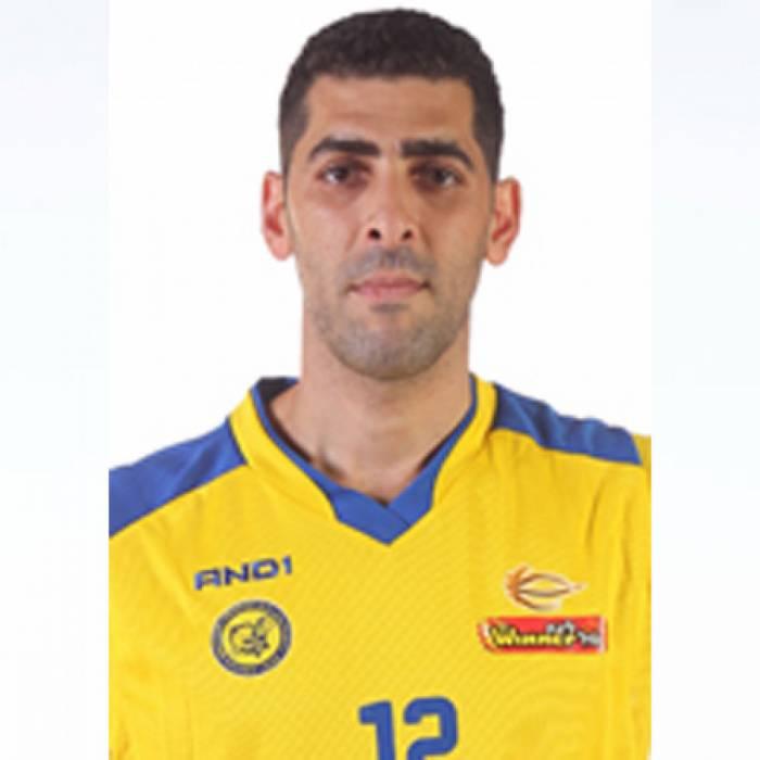 Photo de Moshe Mizrahi, saison 2013-2014
