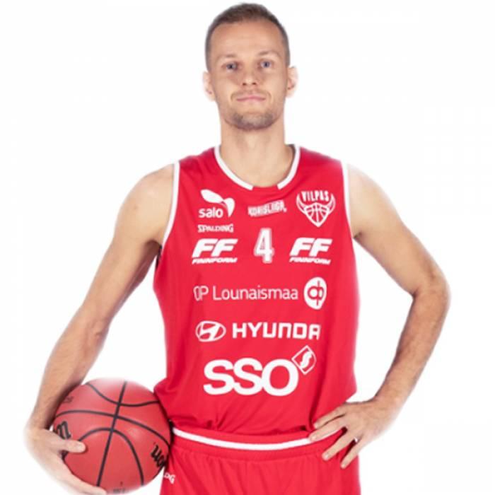 Photo de Mikko Koivisto, saison 2019-2020