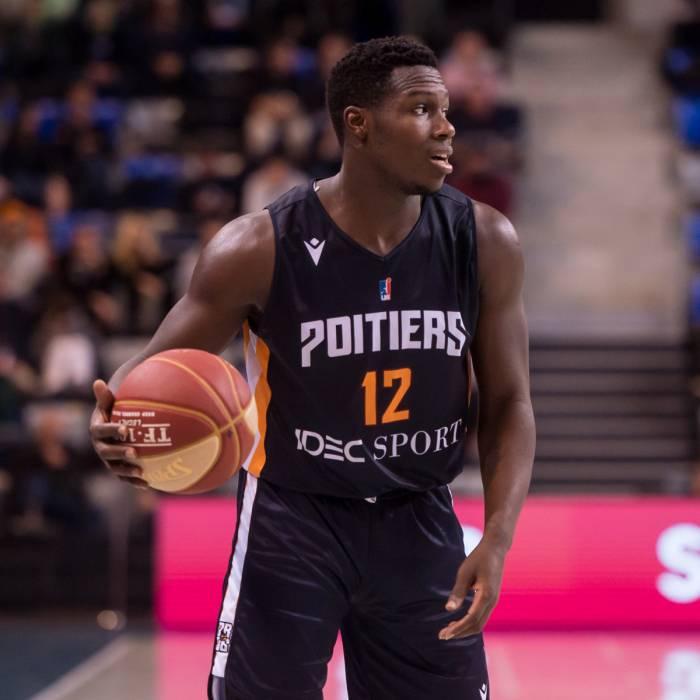 Photo de Bryan Pamba-Juille, saison 2019-2020