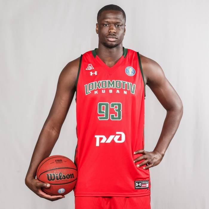 Photo of Moustapha Fall, 2018-2019 season