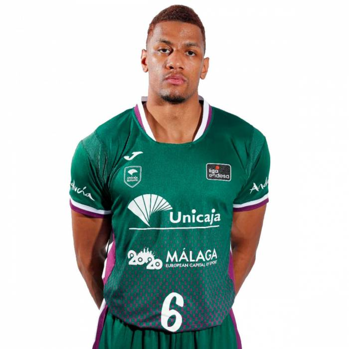 Photo of Axel Toupane, 2019-2020 season