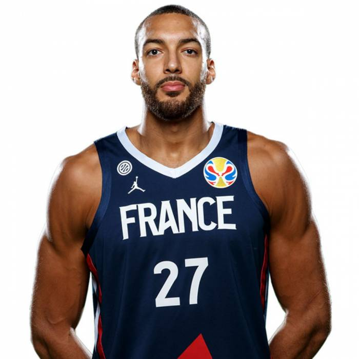 Photo of Rudy Gobert, 2019-2020 season