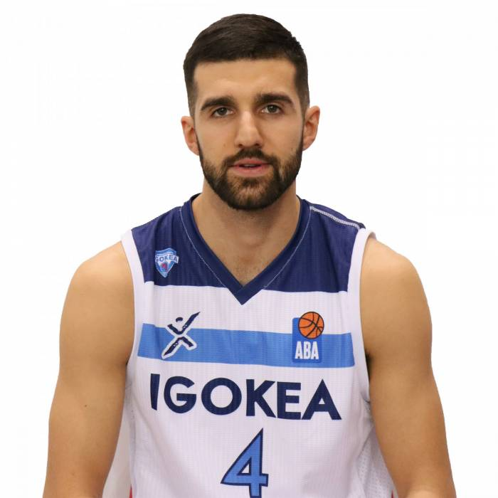 Photo of Aleksandar Cvetkovic, 2019-2020 season