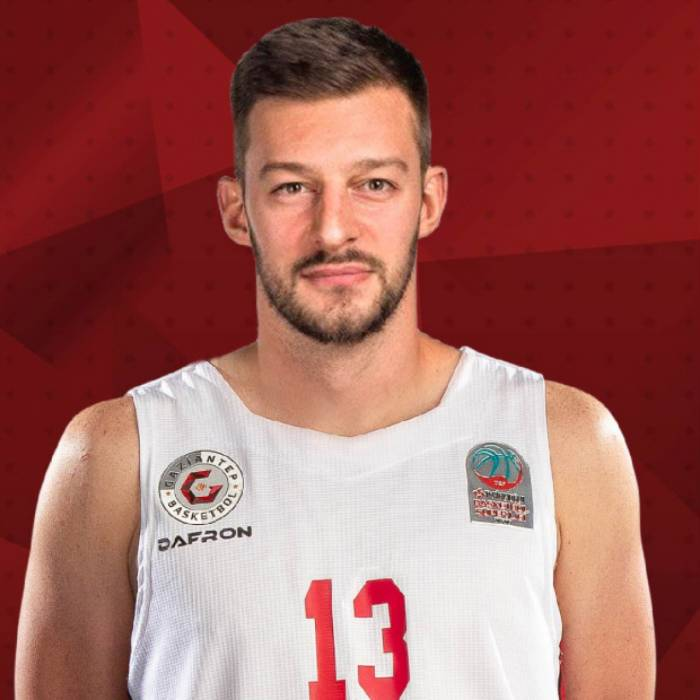 Photo de Stevan Jelovac, saison 2018-2019