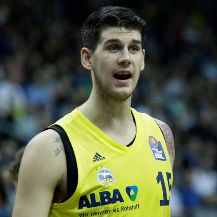 Photo of Bogdan Radosavljevic, 2016-2017 season