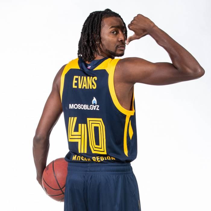 Photo of Jeremy Evans, 2019-2020 season