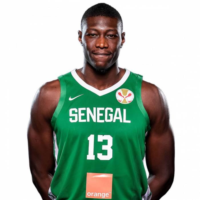 Photo of Hamady N'diaye, 2019-2020 season