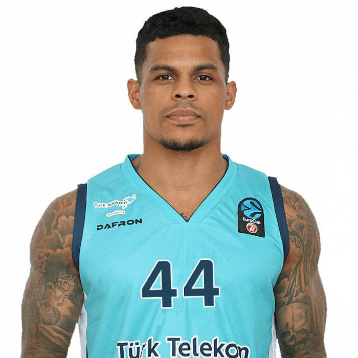 Photo de Terrance Campbell, saison 2018-2019